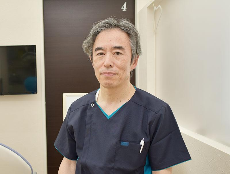 にいつま歯科 歯科医師 鈴木 司